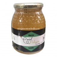 Miel de Tomillo. Miel de Palomita. 1 Kg y 0,5 kg-Rullo-www.jamoneselrullo.com