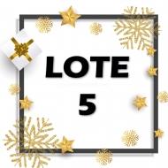 Lomo, 3 Jamón Fileteado, 3 Chorizo, 4 Longaniza, 2 Salchichón, Aceite y Miel. L5-Rullo-www.jamoneselrullo.com